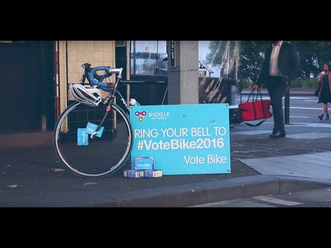 Get bike riding on the political agenda #votebike2016