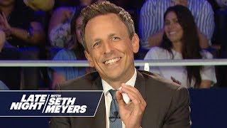 Late Night Democratic Presidential Debate Round Three