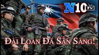 Tin Nóng : Đài Loan Tập Trận Đối Phó TQ Đánh Úp . Trung Quốc Chịu Nhượng Bộ Mua 1000 Tỷ $ Hàng Mỹ