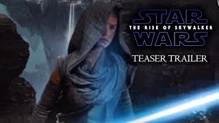 Star Wars Episode IX - A New Order - HYPE TRAILER - Daisy Ridley, Adam Driver Film