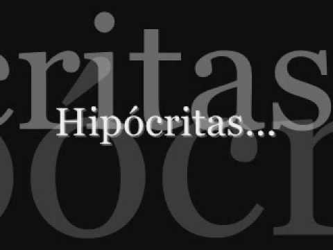 Hipócritas    -     Canserbero