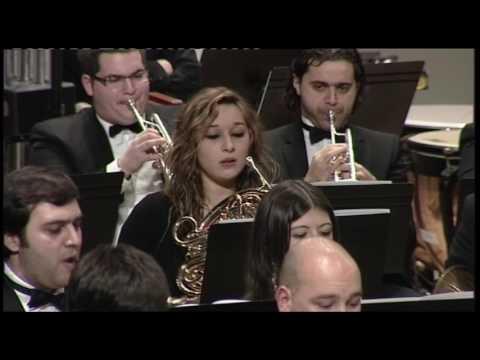 El Gaudir del Geni - Sinfonía nº3 BANDA DE LALÍN