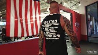 Titan Medical Center - Iron Religion Gym in Orlando Takeover During the Europa Weekend!