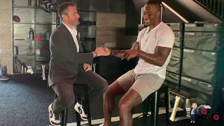 South Florida Living: How to Lose Weight with Brandon Marshall // Fitness Tips at House of Athlete