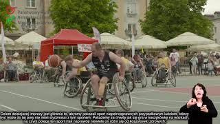 Miniatura: Koszykówka bez barier