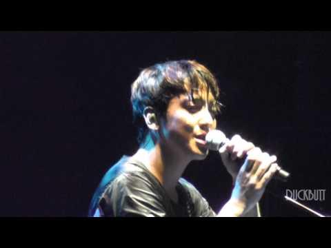 [Fancam] CNBLUE - Y WHY in Guangzhou 씨엔블루 용화