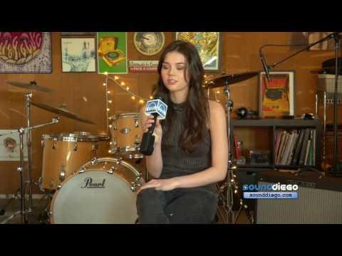 Elise Trouw, featured on SoundDiego Spotlight