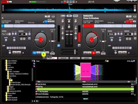 Baixar Rap das antigas vol.1 com Virtual DJ