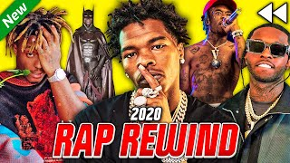 RAP REWIND 2020 | Everything That Happened In Hip Hop This Year