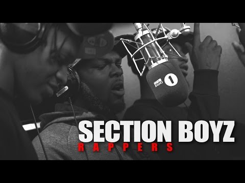Fire In The Booth – Section Boyz