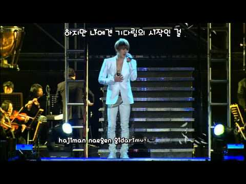 Kim Jaejoong 김재중 - To You It's Goodbye [eng + rom + hangul + karaoke sub]