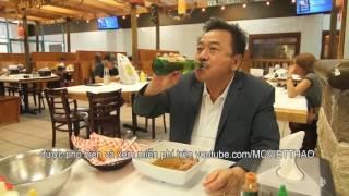 Đi ăn CRAWFISH với MC VIỆT THẢO trong khu HONGKONG CITY MALL ở HOUSTON TEXAS