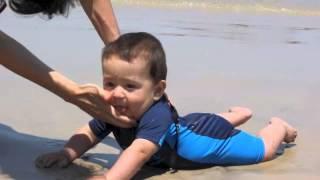 Dily na praia