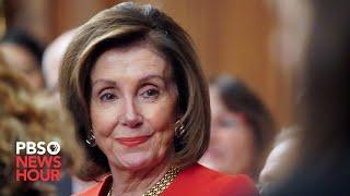 WATCH LIVE: House Speaker Nancy Pelosi holds weekly news briefing