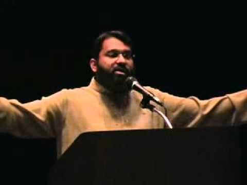 YOU can make a difference - Yasir Qadhi
