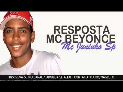 Baixar MC JUNINHO SP - RESPOSTA MC BEYONCE [FALA MAL DE MIM ]