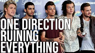 One Direction Ruining Everything (Funny Fails)