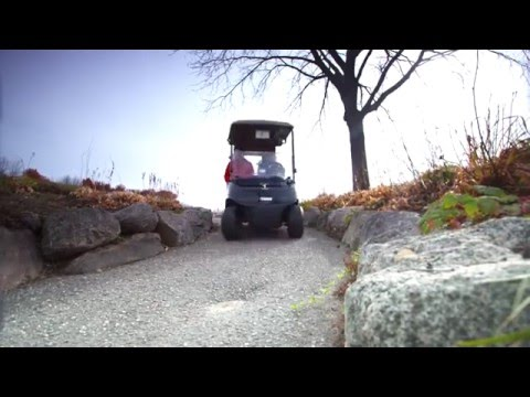 E-Z-GO® Get Real - Hazeltine National Golf Club Story