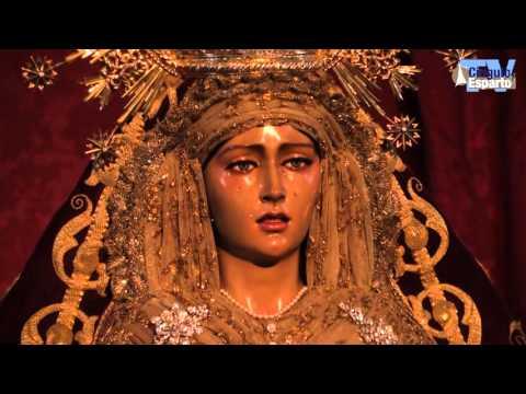 Besamanos de la Virgen del Rosario del Polígono San Pablo