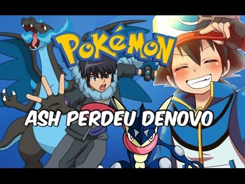 Ash perdi denovo - Alain é o melhor rival da história?! Analisando os rivais do Ash
