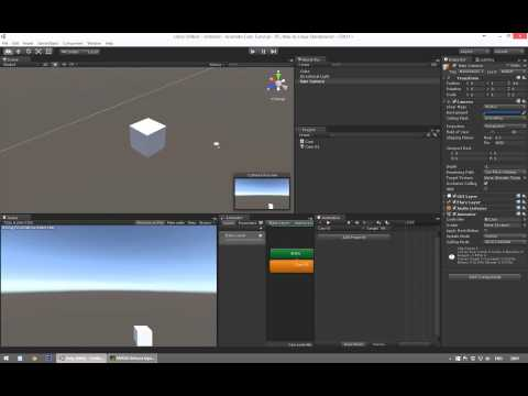 Animating a Camera in Unity 5