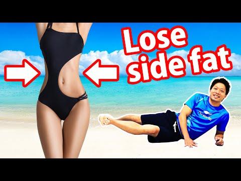 【1日10分】横腹の脂肪を落とす腹筋トレーニング!