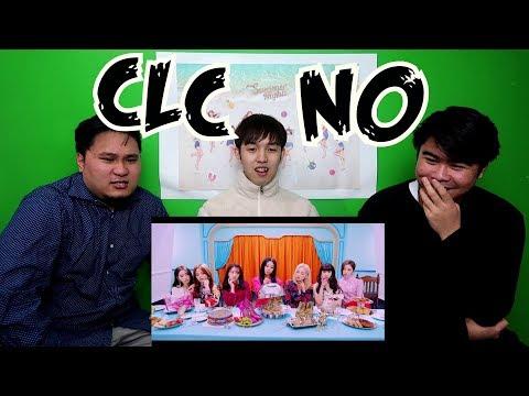 CLC - NO M/V REACTION (FUNNY FANBOYS)