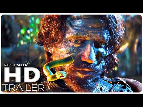 JUNGLE CRUISE Official Trailer #2 (2020) Dwayne Johnson, Disney Adventure Movie HD