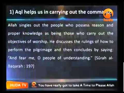 Aqeedah Matters Sep 6th 2014