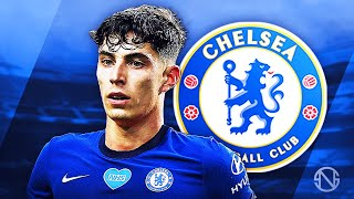 KAI HAVERTZ - Welcome to Chelsea - Amazing Skills, Passes, Goals & Assists - 2020