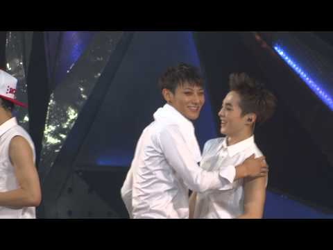 140830 EXO  (tao saying english+teased) (黃子韜說英文+被調戲) guangzhou concert TAO focus
