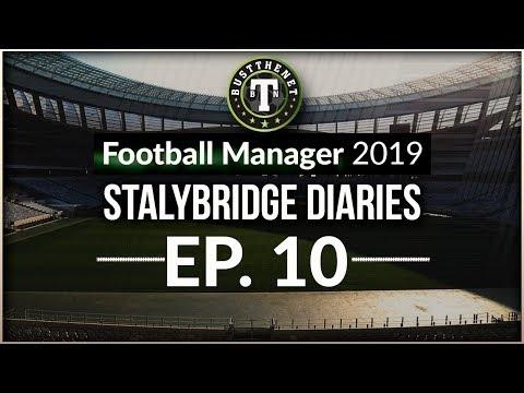 Stalybridge Diaries | Showdown with Billericay |  Football Manager 2019