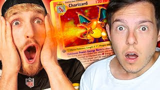 Confronting Logan Paul | I Bought His $200,000 Pokemon Cards