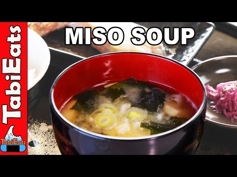The Secret to the Perfect Bowl of MISO SOUP