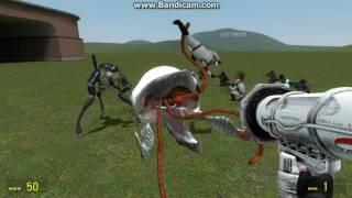 Gmod SCP Head Crab escape Challenge! - mp3toke