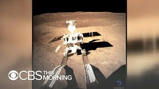 China's moon landing sets stage for space race