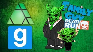 Gmod Deathrun Family Guy Edition!/Funny Moments