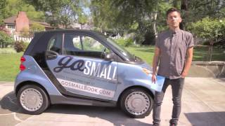 'Go Small' | Craig Gross [Book Trailer]