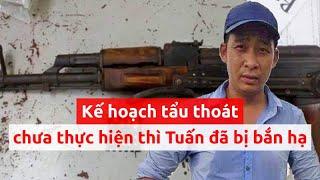 Tuấn 'khỉ' cất giữ súng AK và túi đạn hàng trăm viên - PLO