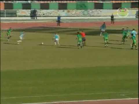 CSC 1-1 ASMO : ENTV télévision algérienne