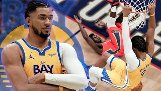 NBA 2K21 PS5 MyCAREER #15 - Posterized Zion!! The Losing Streak!?