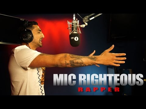 Mic Righteous - Fire In The Booth (part 3)