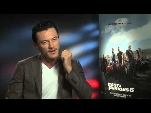 Fast & Furious 6 -- Luke Evans Interview - YouTube