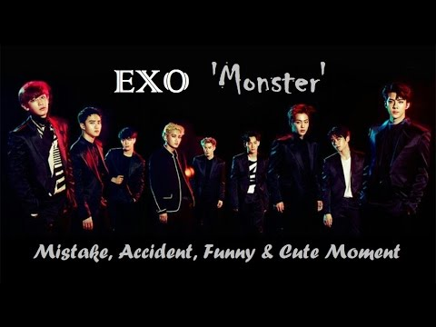 PART 281: Kpop Mistake & Accident [EXO 'Monster']