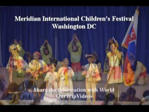 Pictures of Meridian International Childrens Festival, The Ronald Reagan Building, Washington DC, US