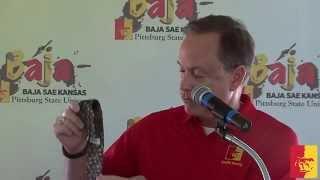 '2014 Baja SAE Kansas - Opening Ceremony