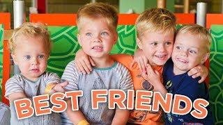 BEST FRIENDS REUNITED IN CALIFORNIA! w/ DailyBumps!