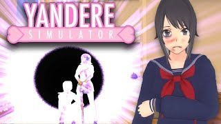 OPENING THE YANDERE TIME PORTAL   Yandere Simulator Myths