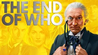 How Should Doctor Who End?   Video Essay