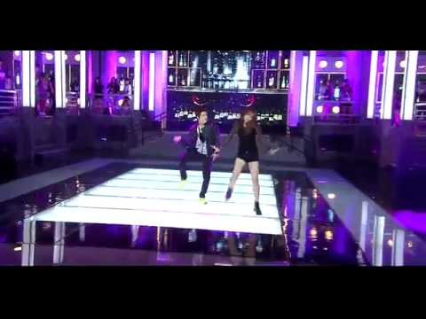 Super Junior  fx Victoria   Dance Stage Inkigayo Summer Special Dance Stage